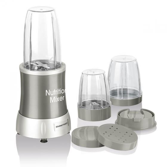 GOURMETmaxx Nutrition Mixer 11-tlg. | #3