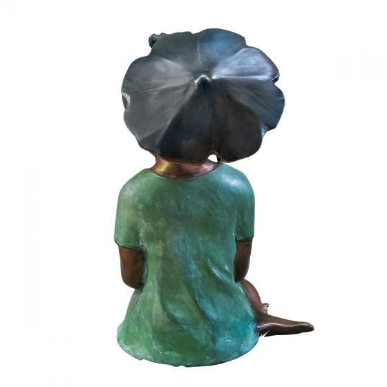 Bronzefigur Friederike | #3