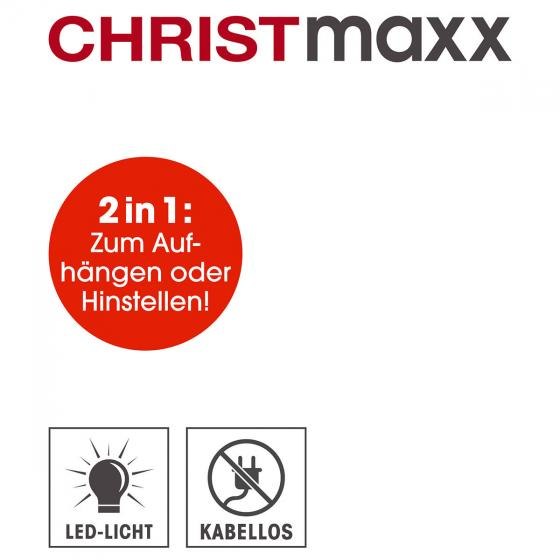 LED-Weihnachtskranz Klassik | #3
