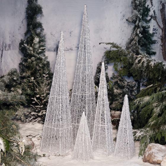 LED-Leucht-Pyramide Starlight, 24 LEDs   #3