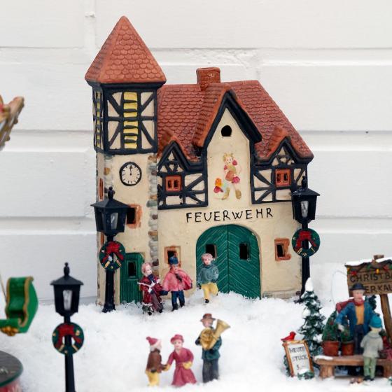Miniatur-Lichthaus Feuerwehr | #3