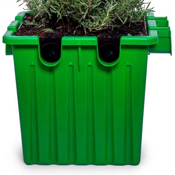 Oasebox, 3er-Set grün | #3