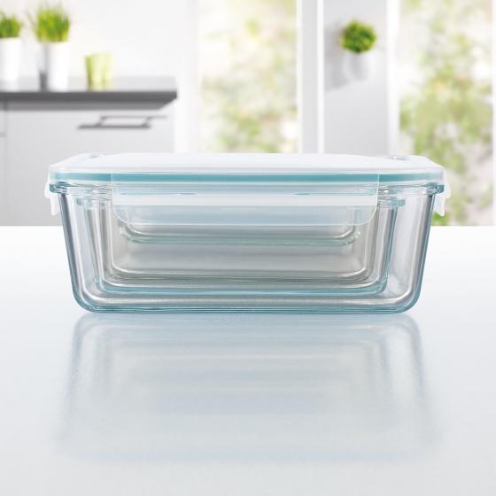 Glas-Frischhaltedosen Klick-it | #3