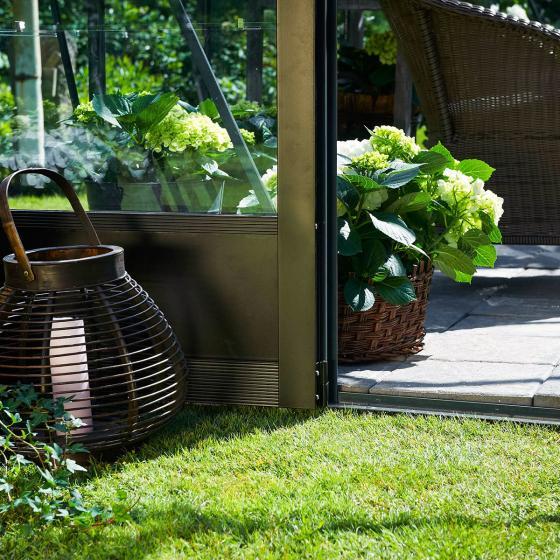 JULIANA Gewächshaus Premium 10,9 m² anthrazit | #3