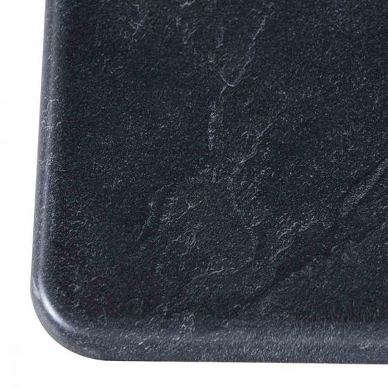 Slim Klapptisch, rechteckig, 72x160x90 cm, anthrazit | #3