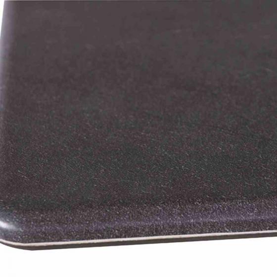 Slim Klapptisch, rechteckig, 72x120x80 cm, silber | #3