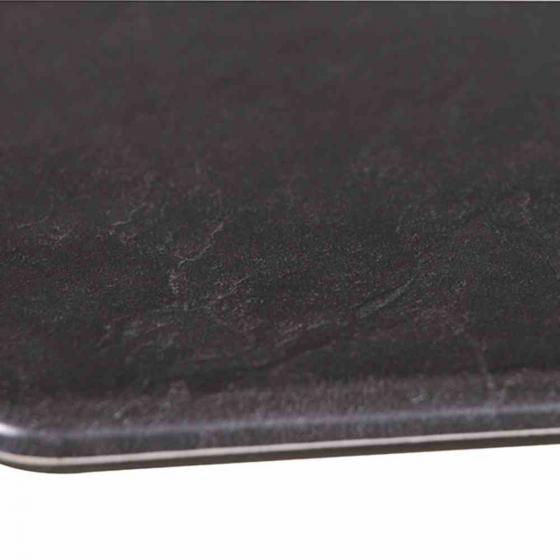 Siena Garden Slim Klapptisch, rechteckig, 72x160x90 cm, silber | #3