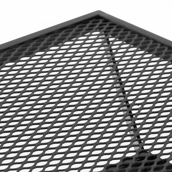 Elda Plus Tisch, 80x80x71 cm, Stahl | #3