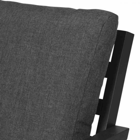 Lounge-Sessel Belia, 81x79x91 cm, Aluminium, anthrazit | #3