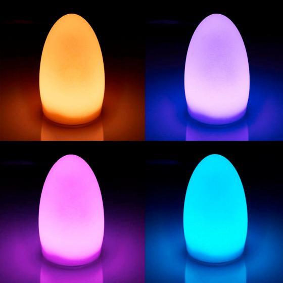 LED Dekoleuchte Solay, USB, RGB-Farbwechsel | #3