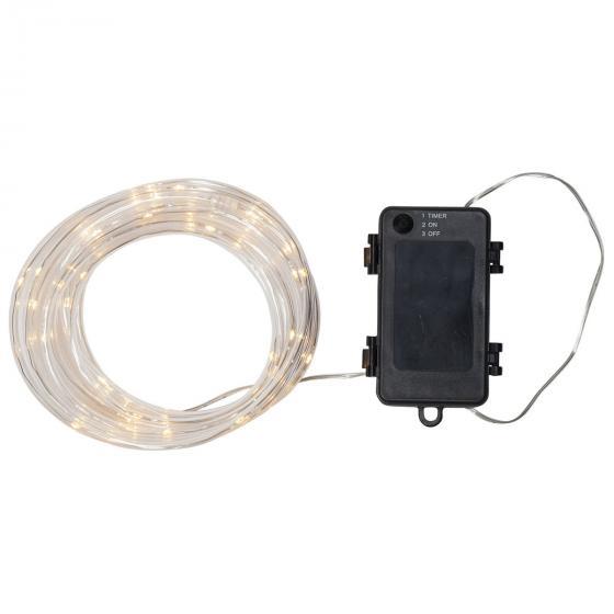 LED-Mini-Lichtschlauch Tuby, 500 cm, Kunststoff, transparent | #3