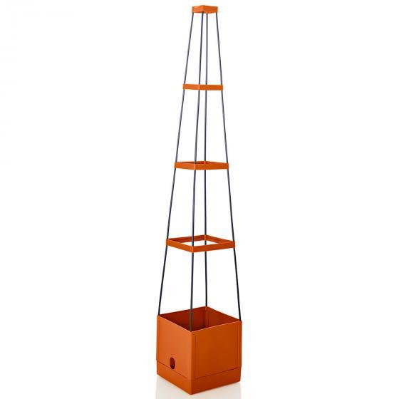 Tomaten-Tower, mit eckiger Rankhilfe, 25x25x127 cm | #3