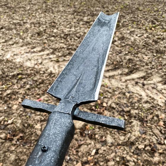 Unkrautstecher mit Tritt, 114 cm | #3