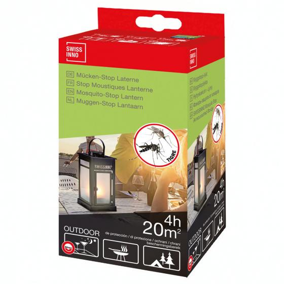 Mücken-Stop-Laterne Starter-set | #3
