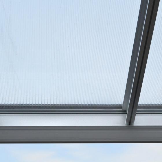 Terrassenüberdachung B 312 x T 303 cm weiß | #3