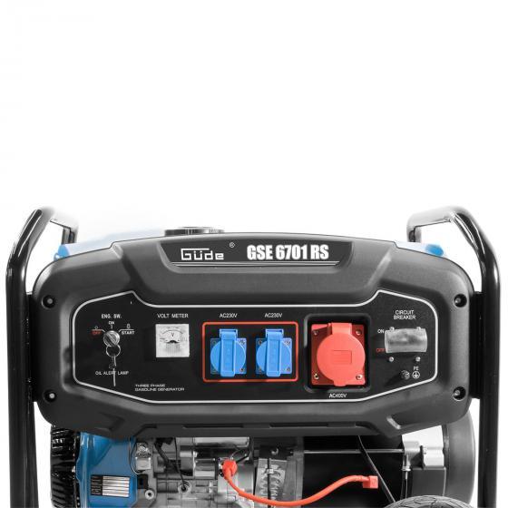 Stromerzeuger GSE 6701 RS | #3