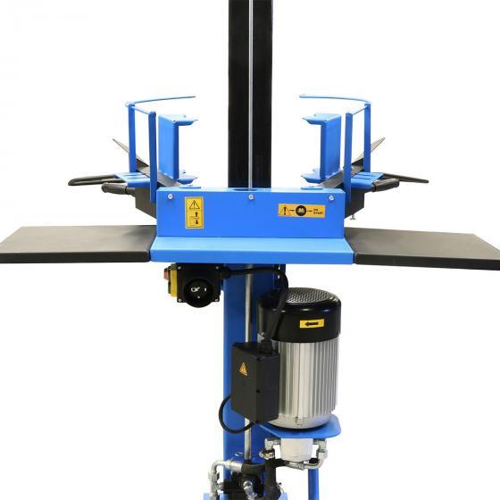 Kurzholzspalter GHS 500/6TE   #3