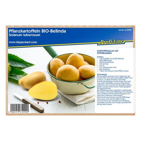 BIO Kartoffel Bellinda, 10 Stück | #3
