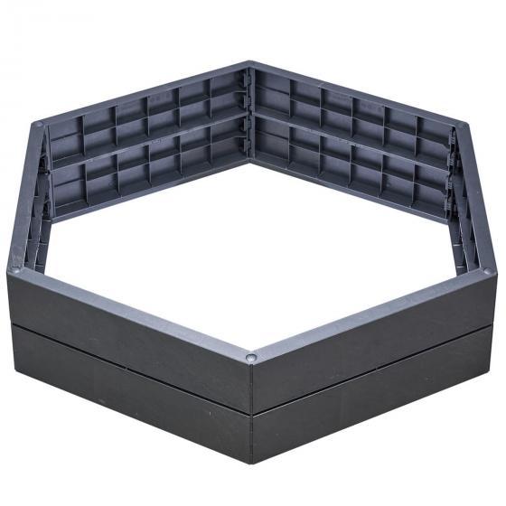 ERGO STONE Hochbeet-System, 110x25 cm | #3