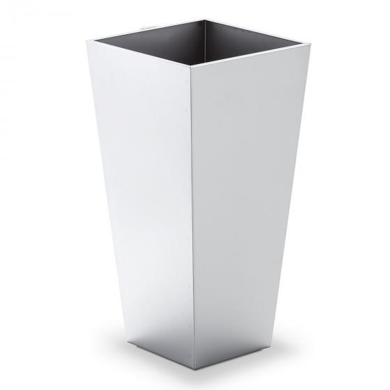 Edelstahl-Pflanzkübel, 30x30x80cm | #3