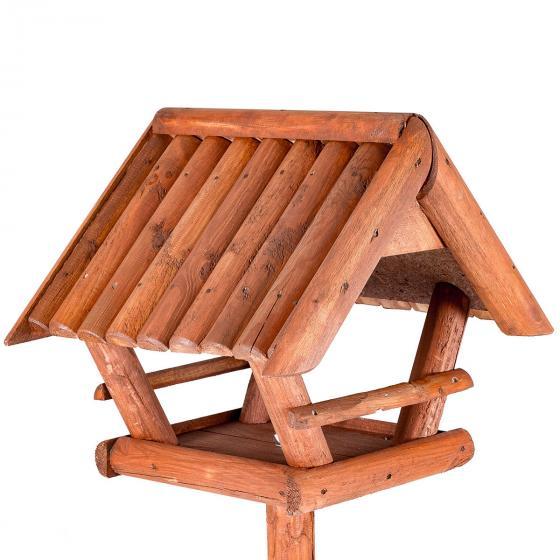 Vogelfutterhaus Paul, mit Ständer, Holz | #3