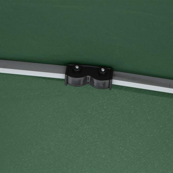 Faltpavillon Classic, 300x300 cm, grün/weiß | #3