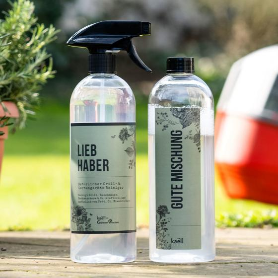 Natürliches Grill- und Gartengerätereiniger-Konzentrat Liebhaber, 750 ml | #3