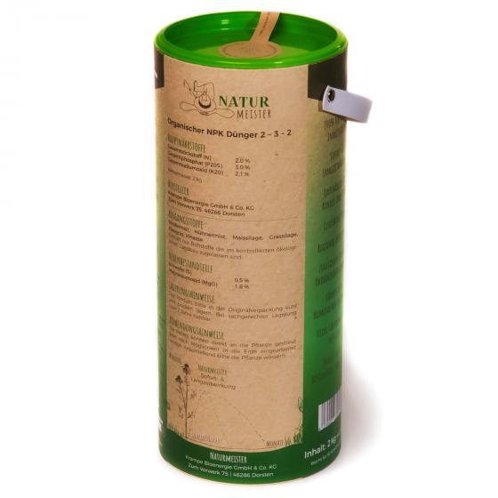 Bio-Dünger für alle Pflanzenarten, 2 kg | #3