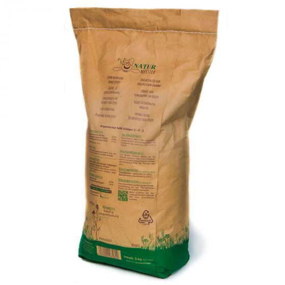 Bio-Dünger für alle Pflanzenarten, 5 kg | #3