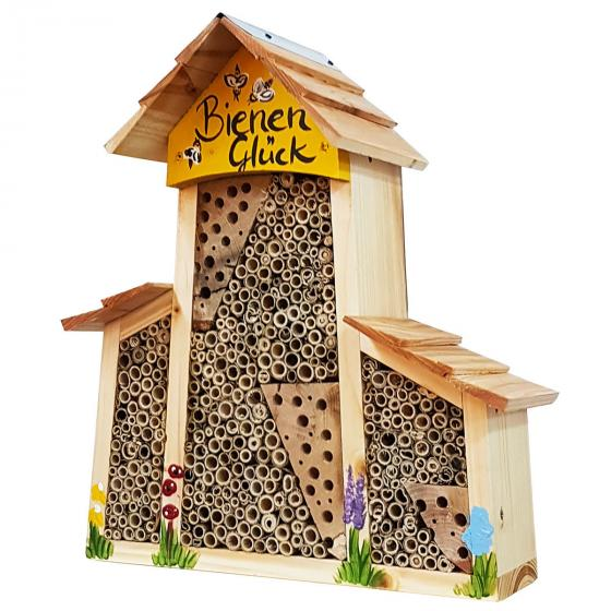 Bienenhotel Bienenglück mit  Anbau   #3