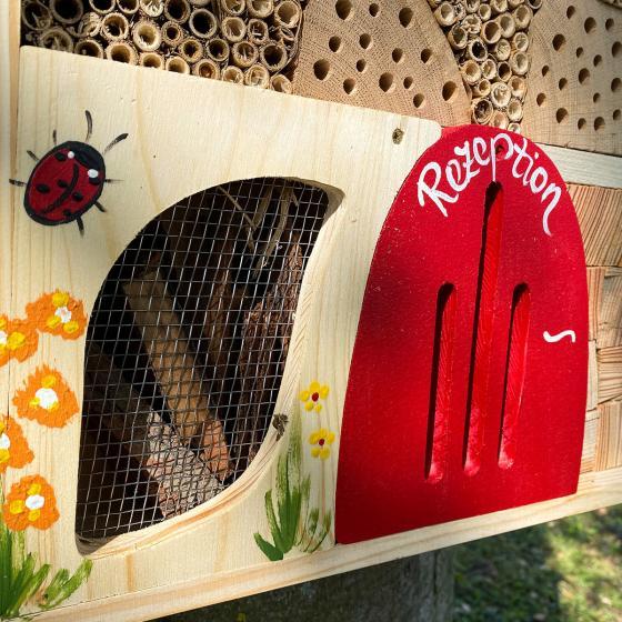 Designer Insektenhotel | #3