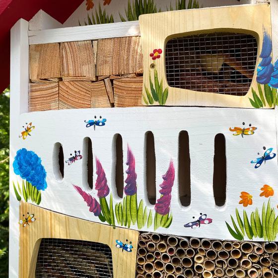 Insektenhotel Gartentraum | #3
