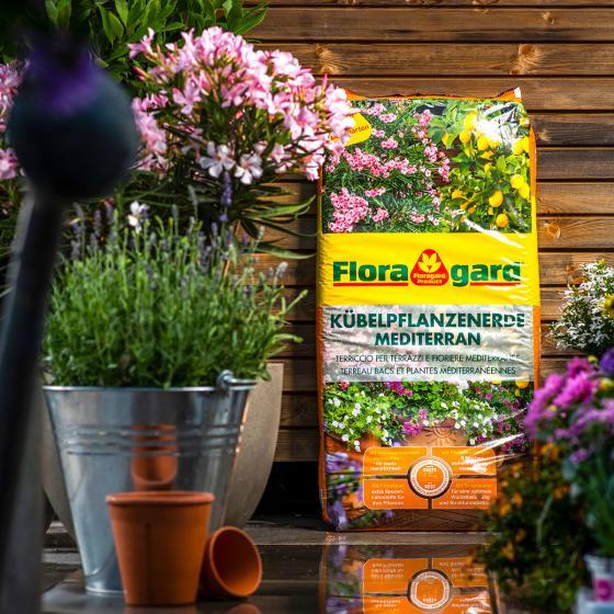 Mediterrane Kübelpflanzenerde, 40 Liter | #3