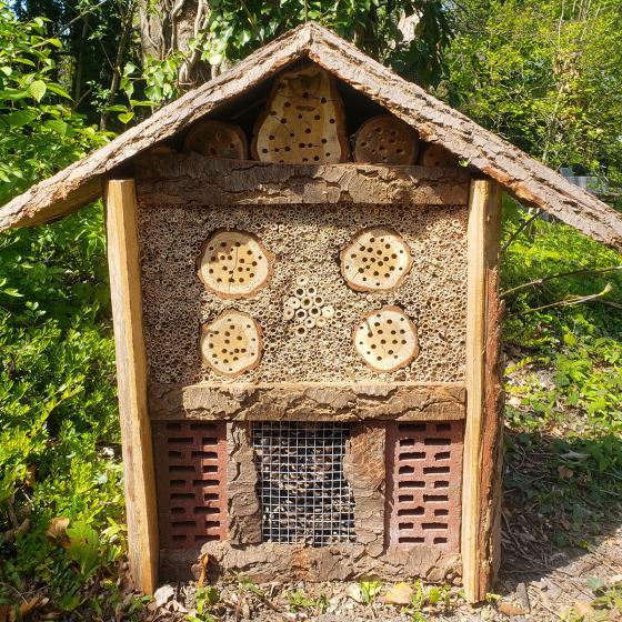 Natur-Insektenhotel | #3
