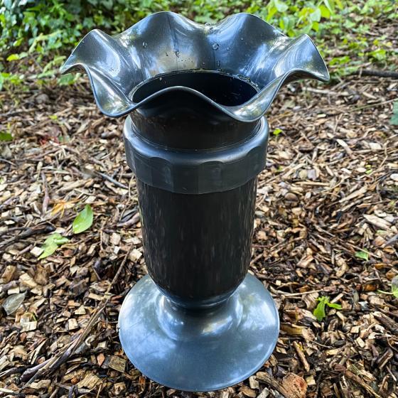 Grabvase Vario, Höhe 27 - 37 cm höhenverstellbar | #3