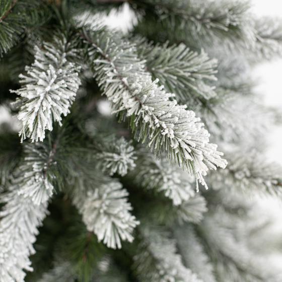 Künstlicher Weihnachtsbaum Kiefer mit Schneeoptik, 180 cm   #3