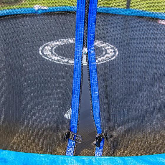 Trampolin 305 cm, mit Sicherheitsnetz   #3