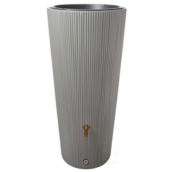 Regenspeicher & Pflanzschale Vaso 2in1, 220L, grau | #3