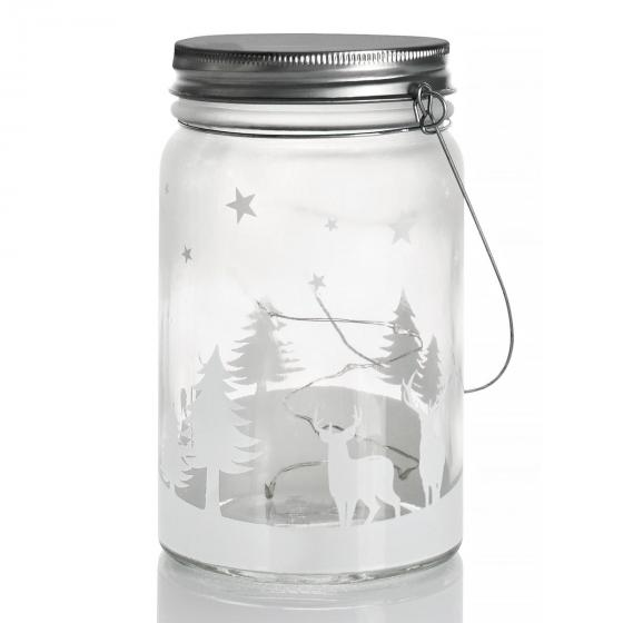 Sparset LED-Glasleuchte Weihnachten | #3