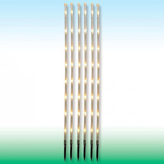 LED-Leuchtstäbe, 6er-Set | #3