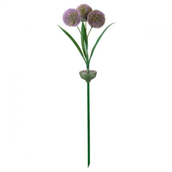 Solar-Gartenleuchten Trio Allium, 2er-Set | #3
