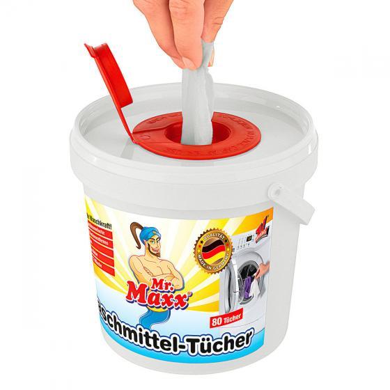 Waschmittel-Tücher Sauber & Rein, 160 Stück | #3