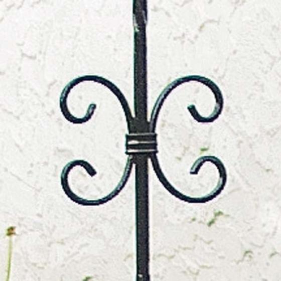 Gartentor Eisen-Portal | #3