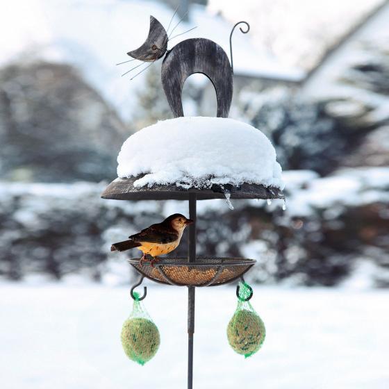Vogelfutterstelle El Felino | #3