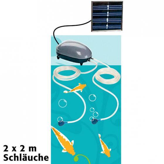 Solar-Teichbelüfter Oxygenator | #3