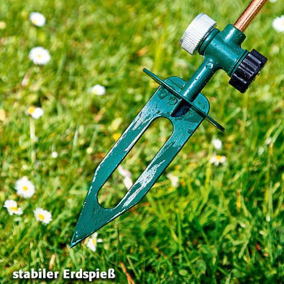 Bewässerung Wassersprinkler Blumenglück | #3