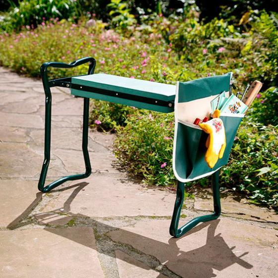 Sitz- und Kniestuhl inkl. Werkzeugtasche | #3