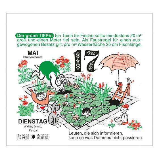 Tages-Garten-Kalender Der Grüne Wink® | #3
