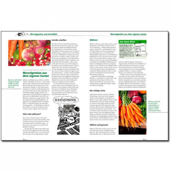 Neues Großes Gartenbuch, Gemüse & Kräuter, Band 2 | #3