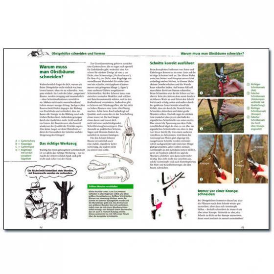 Neues Großes Gartenbuch, Obst, Band 3 | #3
